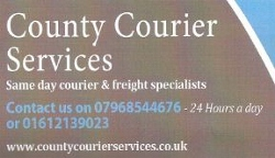 County Courier Services