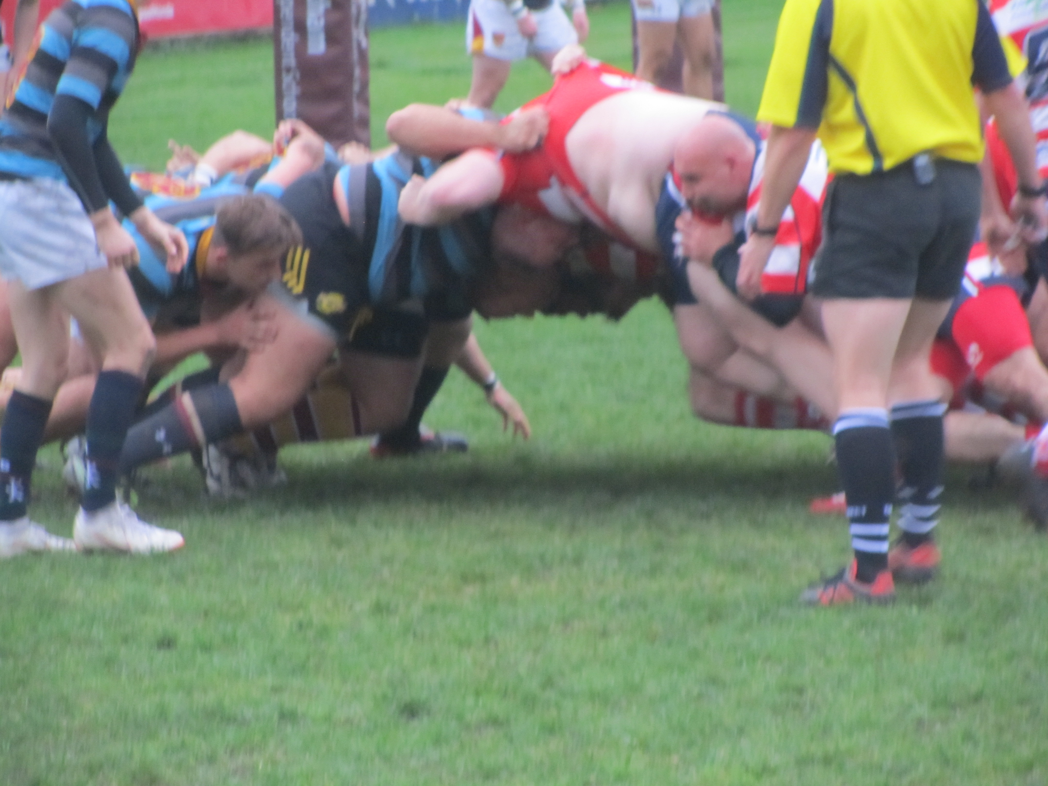 Fylde 2nd XV 55 pts v 10 pts Vale of Lune 2nd XV