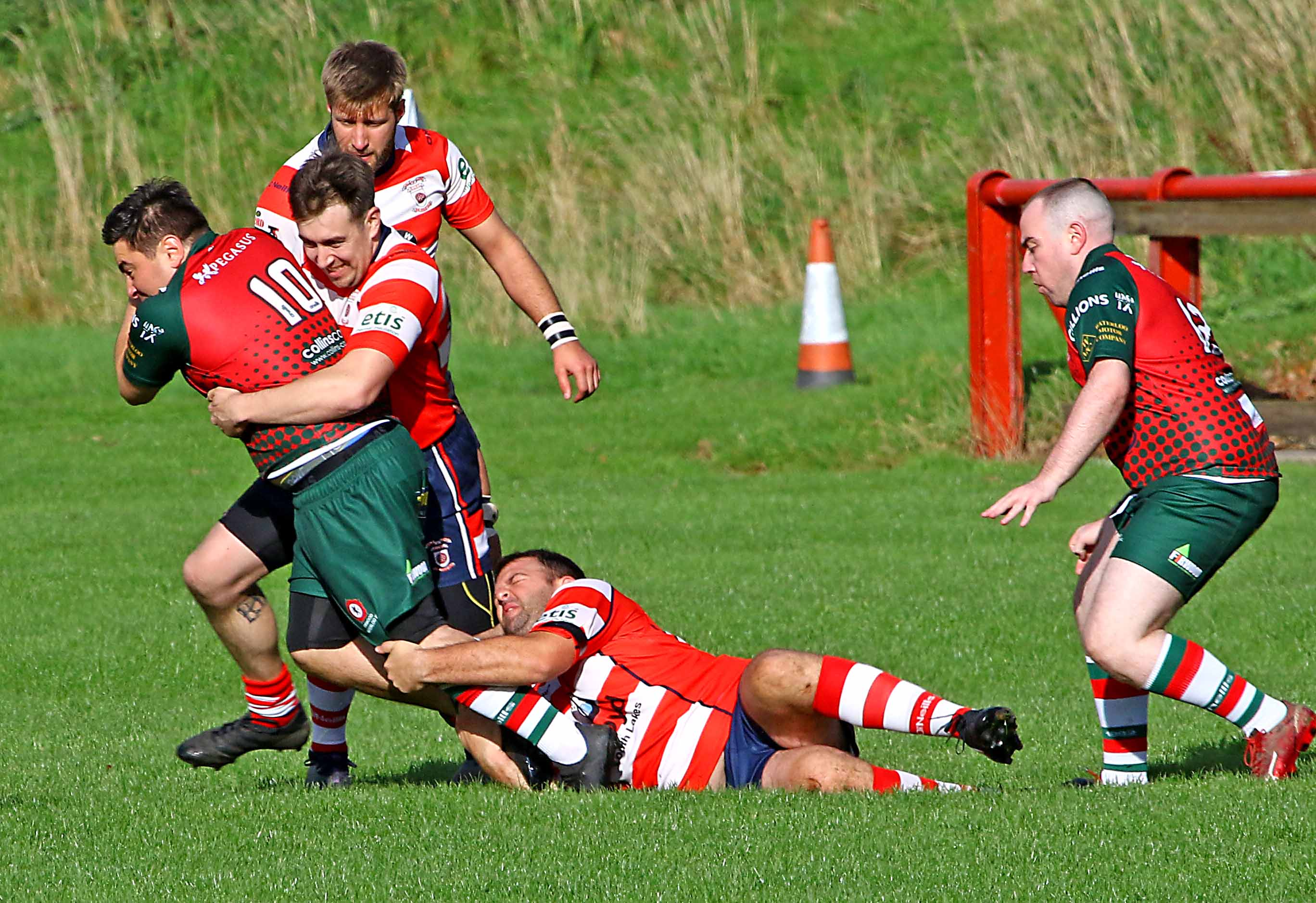 Vale of Lune 2nd XV 29pts v 15pts Firwoodwaterloo 2nd Xv Pictures by Vales Chief Photographer Tony North